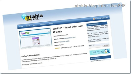 jomphp ntahla